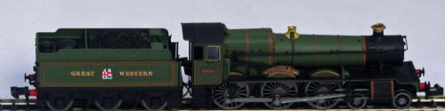 ND-135OSB1 Dapol: Hall Class - 'Hinderton Hall' 5900